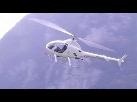 helicopter Autocostruito