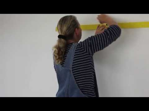 How to paint wall panels