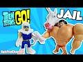 Teen Titans Go Parody The Teen Titans Go To Jail Buff Robin