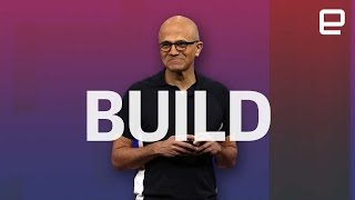 Microsoft Build 2017 Keynote in Under 14 Minutes