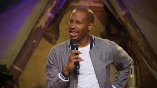 The best and worst made made up name | Dwayne Perkins | Dry Bar Comedy
