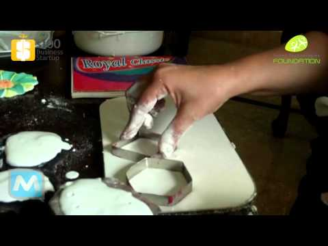 Plaster of Paris - How to Make Shape