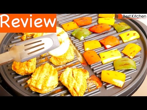 George Foreman GGR50B Indoor/Outdoor Grill Review