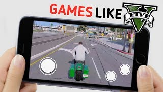 TOP 10 GTA 5 like Games on Android 2019 | [Download Link]