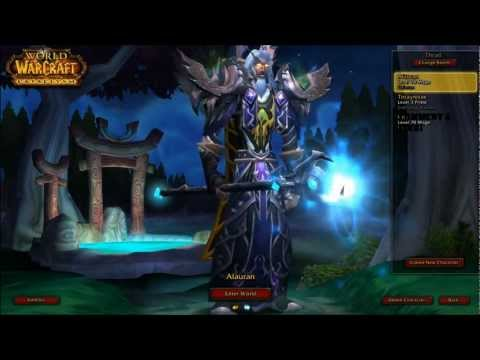 ★ WoW Cataclysm: Mage Tiers--Classic & Burning Crusade!