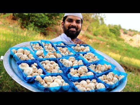 Mushroom Biryani Recipe || For Orphan Kids || Nawabs Kitchen