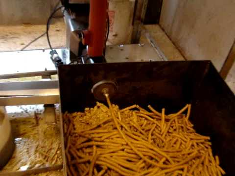 Soybean Oil Extraction at Jerry Martin's Farm