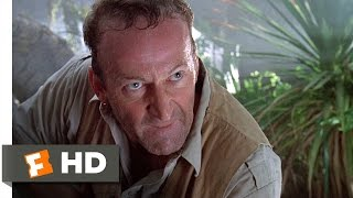 Jurassic Park (1993) - Clever Girl Scene (8/10)   Movieclips