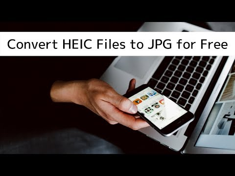 How to Easily Convert HEIC Files to JPG, for Free