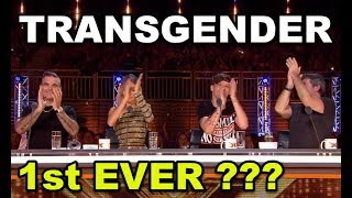 1st TRANSGENDER Singer EVER on X FACTOR? PROVES Everyone He Is Not.. (People Are Shocked \u0026 Confused)