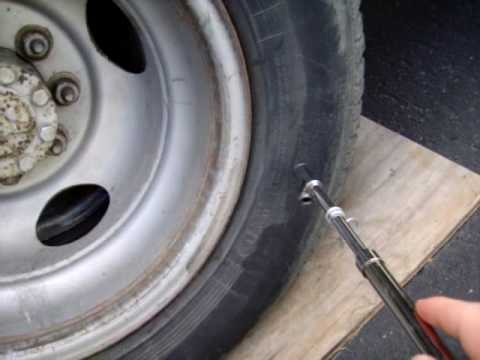 How To Properly Inflate Dually Wheels