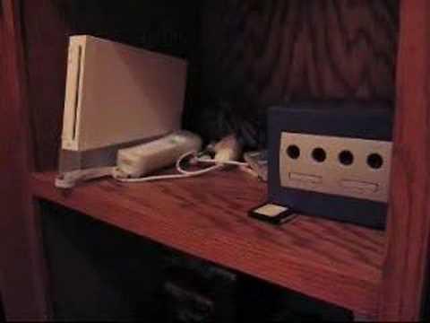 GameCube Homebrew:  SD Card / Memory Card Save Backups