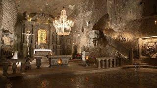 10 Most Epic Underground Cities