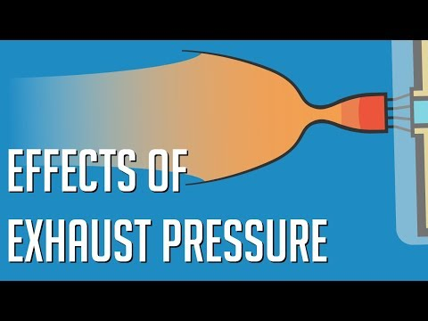 Rocket Science E03: Effects of Exhaust Pressure