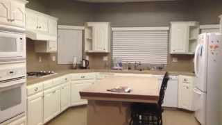 Diy Painting Oak Kitchen Cabinets White