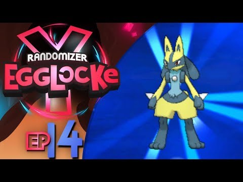 THE LEGEND RETURNS! | Pokemon Y Randomizer Egglocke Part 14