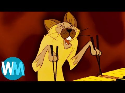 Top 10 Insanely Racist Moments In Disney Movies That You Totally Forgot About