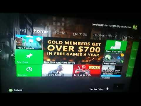 Free game on the xbox marketplace (first talk)