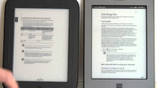 eBook Reader Reviews and Comparisons