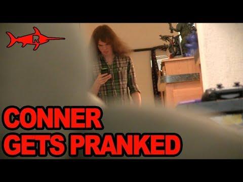 Conner Gets Pranked - Red Swordfish Studios