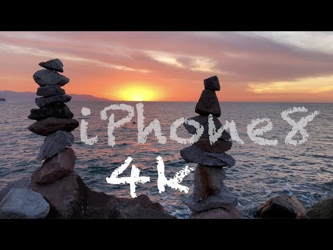 iPhone8 4k Video Test in MEXICO