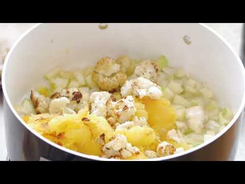 Autumn Glow Soup   the best autumn squash soup recipe!! Panera Bread CopyCat