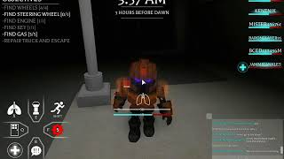 Roblox Before The Dawn Redux Project 0011 Nightfall Gameplay - Roblox Before The Dawn Redux Roblox Cheat Ban