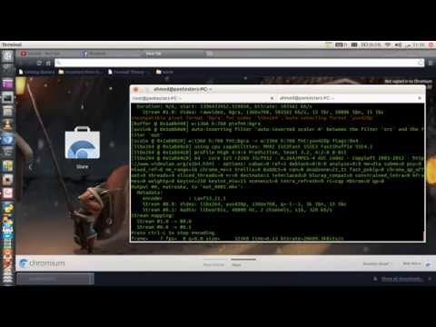 NF_IPTables (Default chain Policies and  Chain parms) part 03 (شرح عربي)