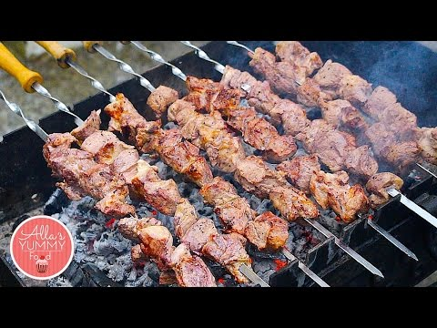Best Shashlik Recipe | Family Episode 2 | Самый Вкусный шашлык