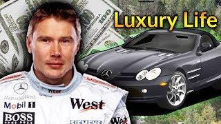 Mika Häkkinen Luxury Lifestyle   Bio, Family, Net worth, Earning, House, Cars