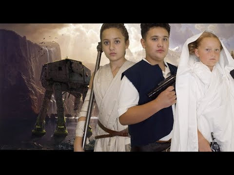 DIY Star wars Costumes from the Thrift Store