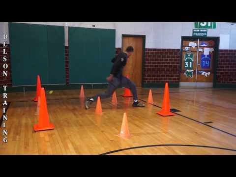 Get KYRIE IRVING Handles 🔥Crazy, Sick, Fast, Insane Handles!!! DelsonTraining