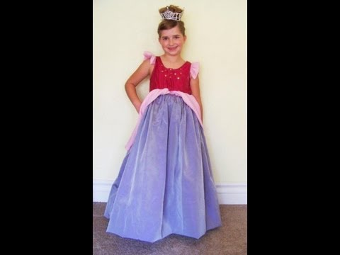 Chic on the Cheap: Make a Princess Ball Gown