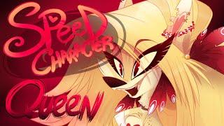 SPEED CHARACTER- the Queen (Zoophobia)- Vivziepop