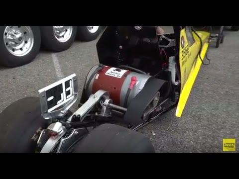 JEGS High Performance NHRA Electric Junior Dragster Motor Racing Tesla David Ruark Impulse 9 Warp