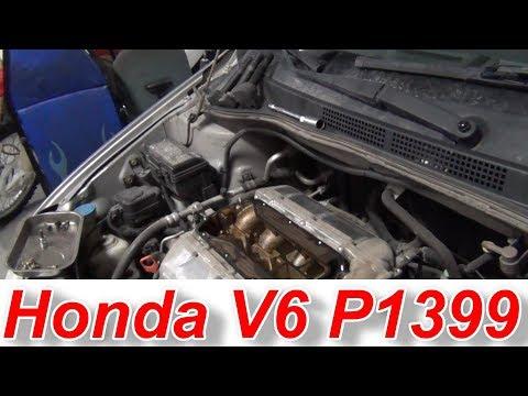 Honda V6 P030X Missfire Codes Complete Guide