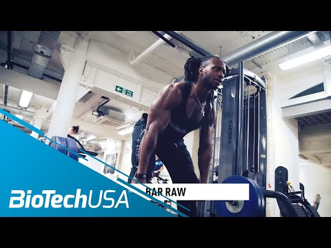 Back Workout for Thickness - Daily Routine with Ulisses - BioTechUSA