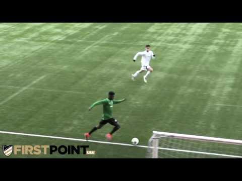 Ben Andoh - Soccer Scholarships - Feb 2017