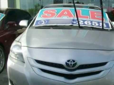 2008 Toyota Vios on Sale!