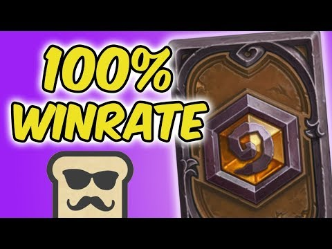 100% WINRATE TO LEGEND   QUEST MAGE GOD   HEARTHSTONE   DISGUISED TOAST (feat. Pathra)