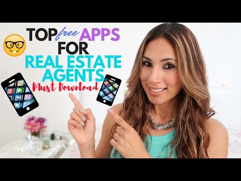 Top Apps for Real Estate Agents