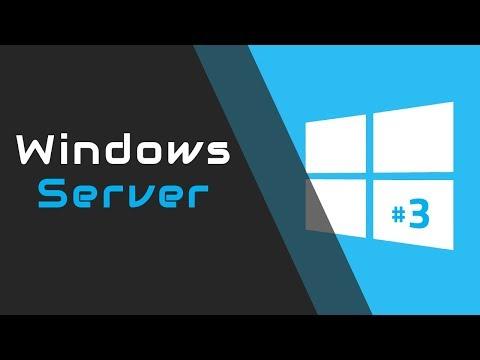 Windows Server #3: Zasady Grupy (Group Policy)