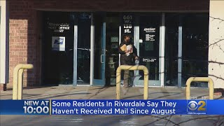 COVID-19 Cases At Post Offices May Be To Blame For Spotty Mail In Riverdale And Elsewhere