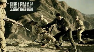 | Rifleman Jaswant Singh Rawat Bollywood Movie | 72 Hours Martyr Who Never Died | During Shoot|