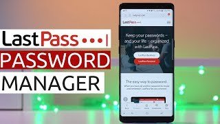 LastPass Review: The Best Password Manager to #SimplifyYourLife
