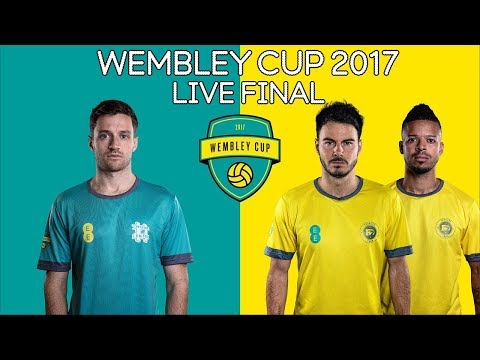 Wembley Cup 2017 LIVE FINAL: Hashtag United vs Tekkers Town