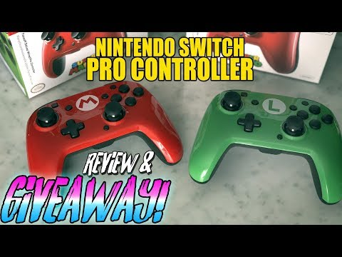 PDP Nintendo Switch Pro Controller Review ‼️