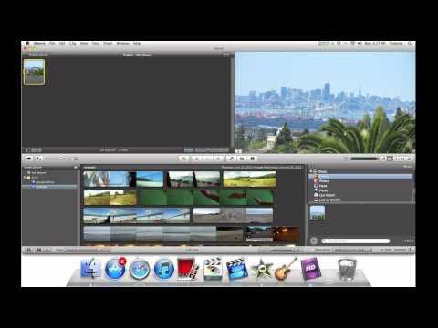 iMovie 11 Quick Tip - Remove Ken Burns Effect