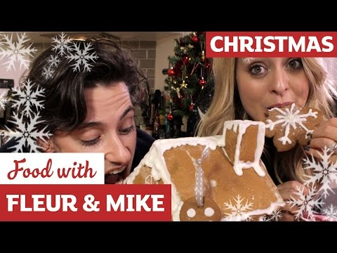 Gingerbread House & Edible Gifts | Fleur & Mike