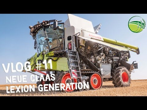 Claas launches biggest-ever Lexion combine - the 8900